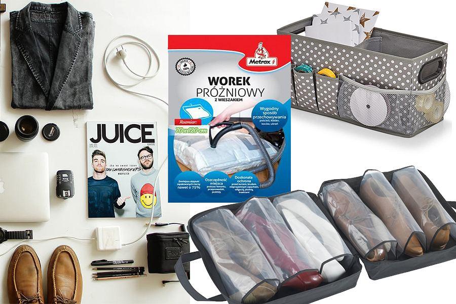 Zorganizuj swój bagaż