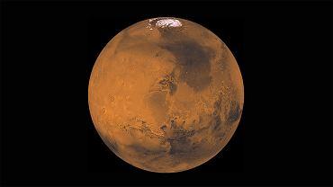 NASA pokazała, jak zmienia się powierzchnia Marsa. Wizualizację stworzył superkomputer z Doliny Krzemowej