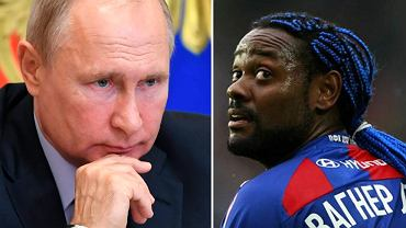 Władimir Putin i Vagner Love