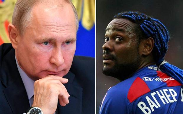 """Seksoholik, który zaskoczył Putina, wraca na Wschód. """"Rosjanie spojrzeli ze strachem"""""""