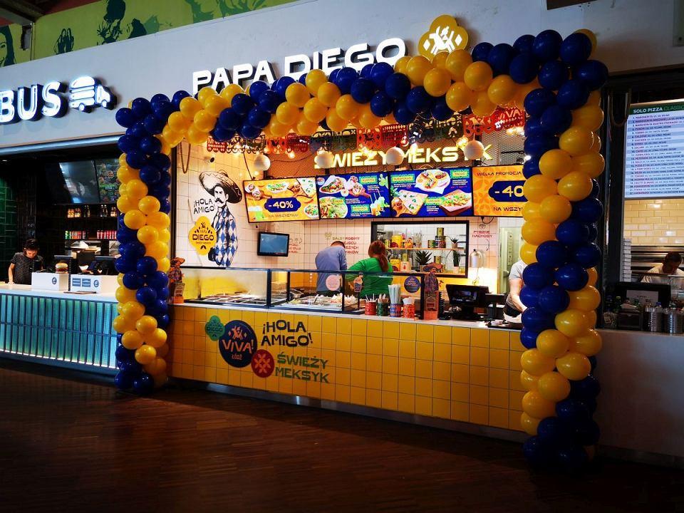 Nowa Restauracja W Manufakturze Meksykańska Uczta Od Papa Diego