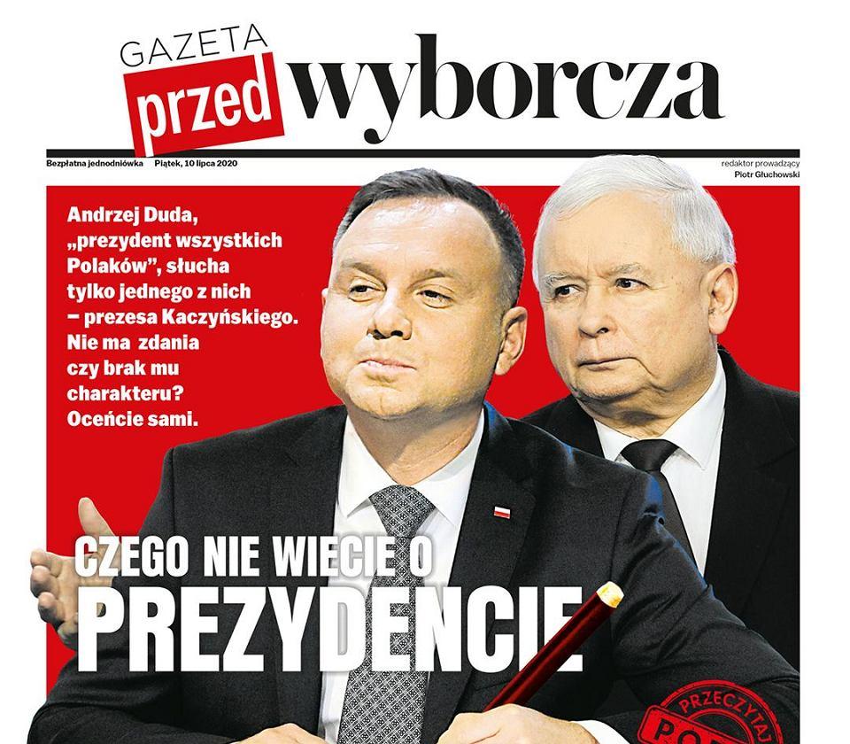 ''Gazeta Przed-Wyborcza'