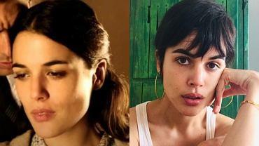 Adriana Ugarte, odtwórczyni głównej roli w serialu 'Krawcowa z Madrytu'