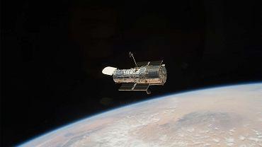 Kosmiczny Teleskop Hubble'a kończy 31 lat. Niewiele brakowało, a okazałby się kosztowną klapą