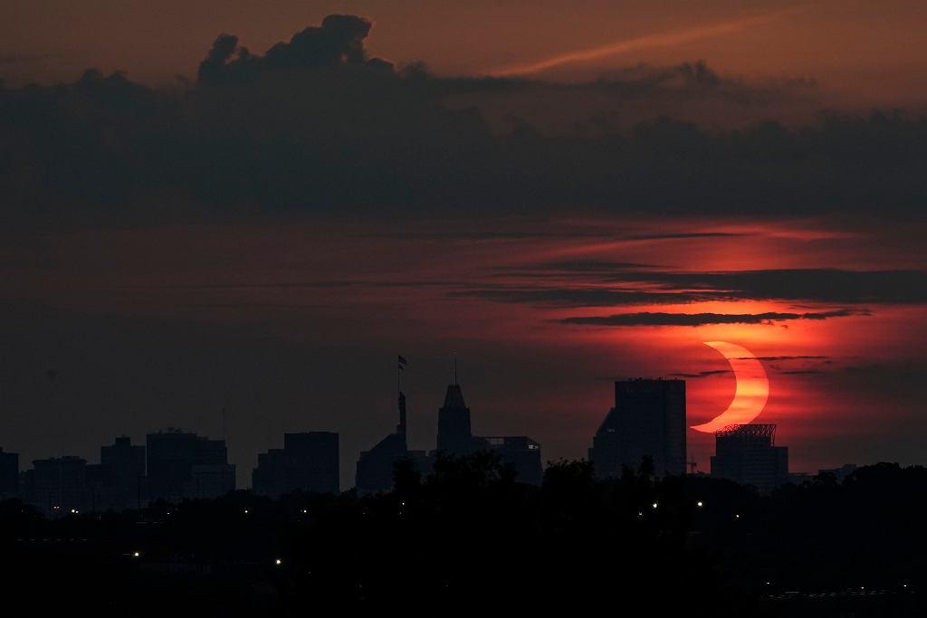 Zaćmienie w Baltimore