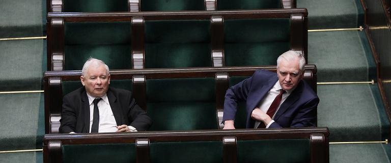 Kaczyński postraszył koalicjantów. Gowin: Przyspieszone wybory nie są potrzebne Polsce