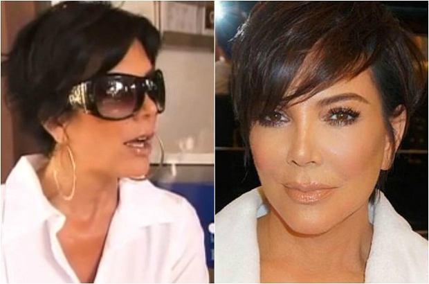 Zdjęcie numer 10 w galerii - Odtworzono okładkę Kardashianów sprzed lat. Rodzina niby ta sama, a jednak na starym zdjęciu niektórych trudno rozpoznać