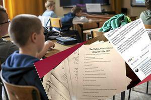 """Wam też nie spodobała się praca domowa z """"Pana Tadeusza"""". """"Kretyńskie zadanie"""", """"Takich ludzi powinno się wywalać ze szkoły"""""""