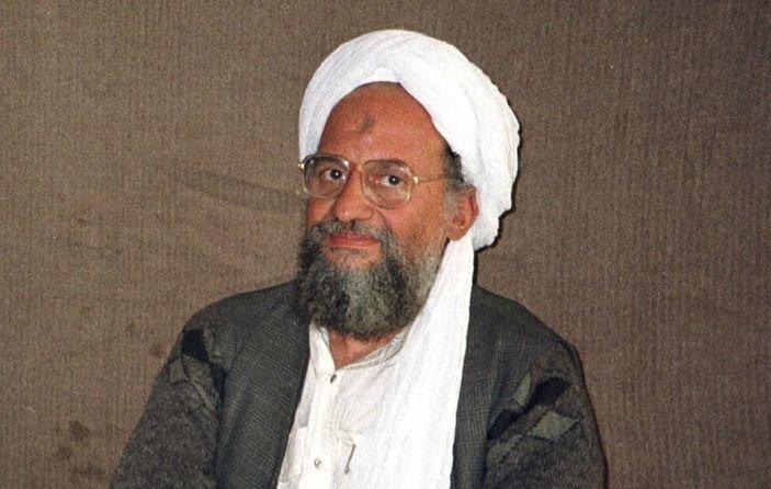 Ayman al-Zawahiri (zdj. z listopada 2014)