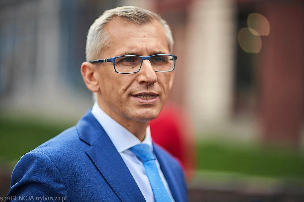 Krzysztof Kwiatkowski, kandydat do Senatu z Łodzi w wyborach parlamentarnych 2019