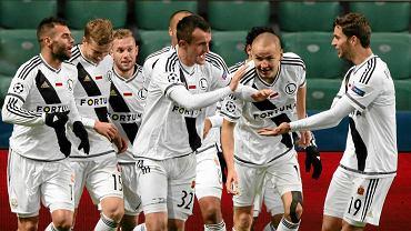 Liga Mistrzów. Legia - Real 3:3