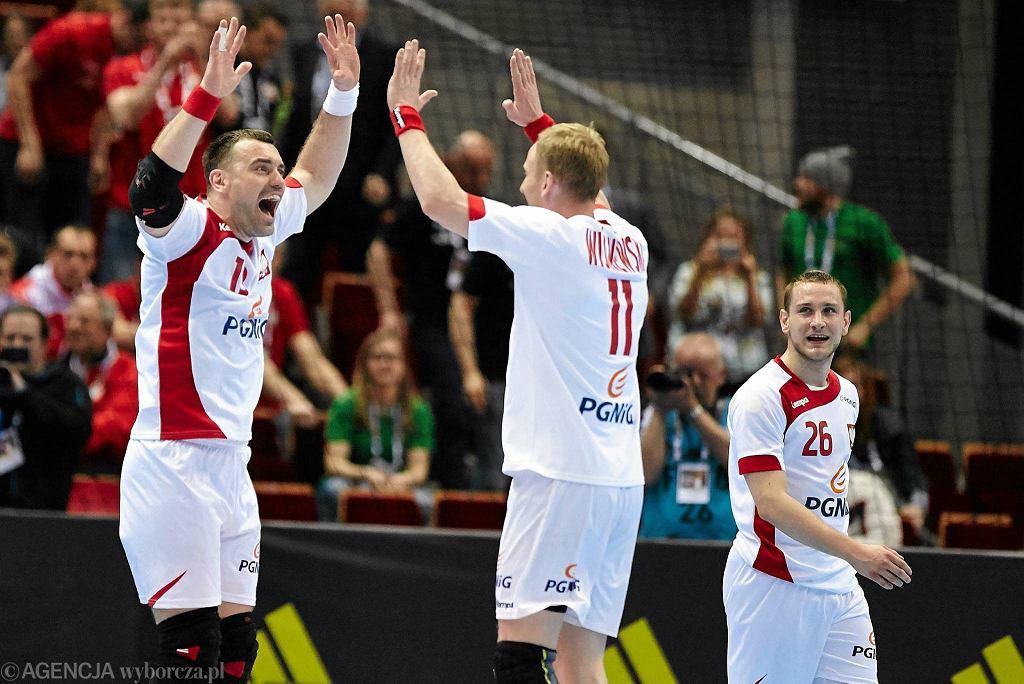 Polska - Chile 35:27