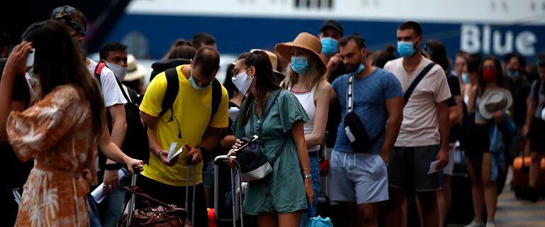 Grecja. Najwięcej zakażeń od wybuchu pandemii. Rząd wprowadza obostrzenia