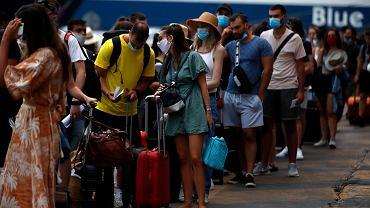W Grecji padł nowy rekord zakażeń koronawirusem