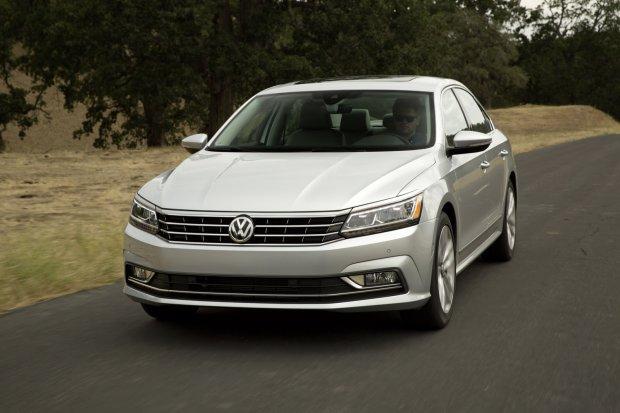 Volkswagen Passat USA 2016