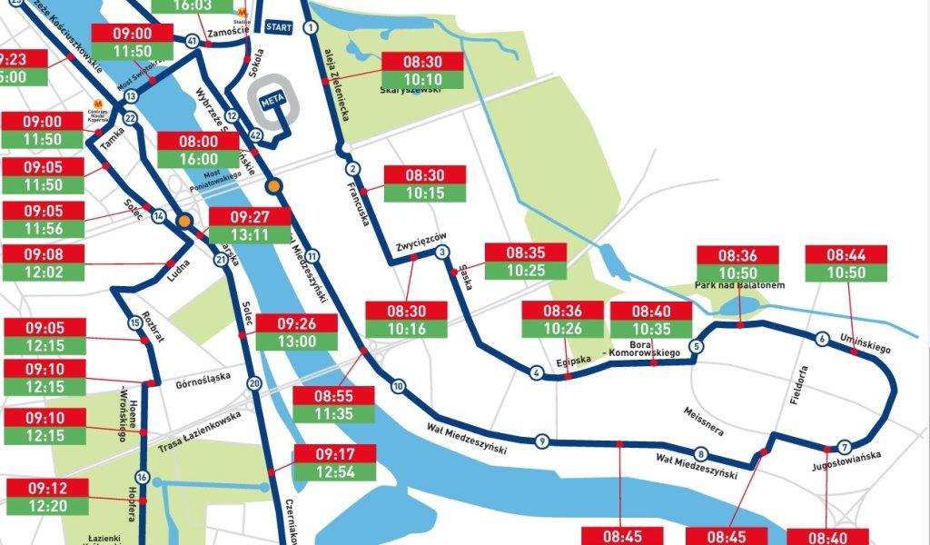 37 PZU Maraton Warszawski