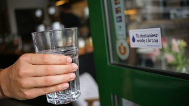 Woda z kranu w Warszawie