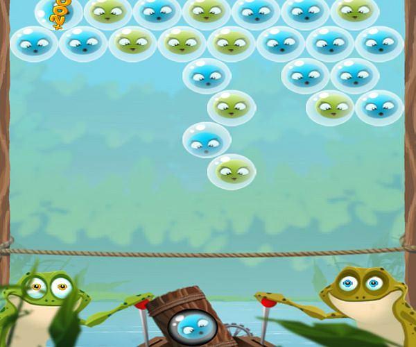 Żabie kulki