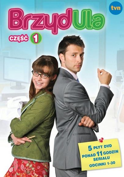 Julia Kamińska i Filip Bobek w serialu 'Brzydula'