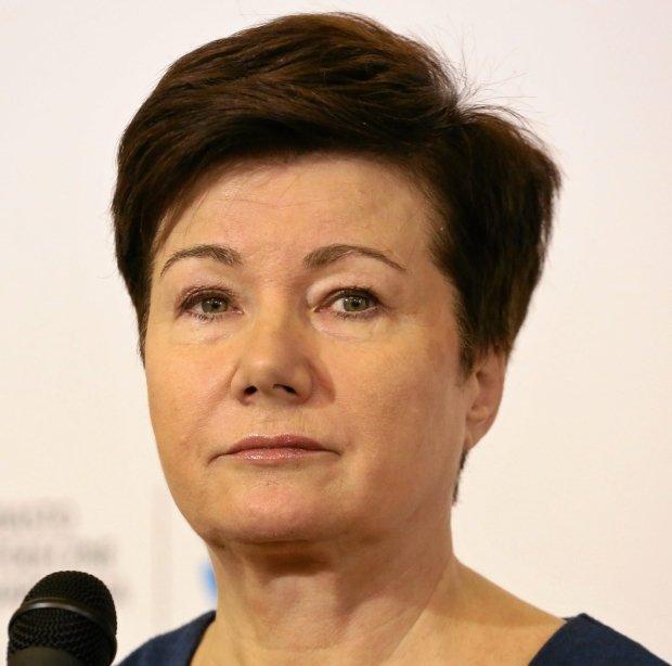 Hanna Gronkiewicz-Waltz- miniaturka