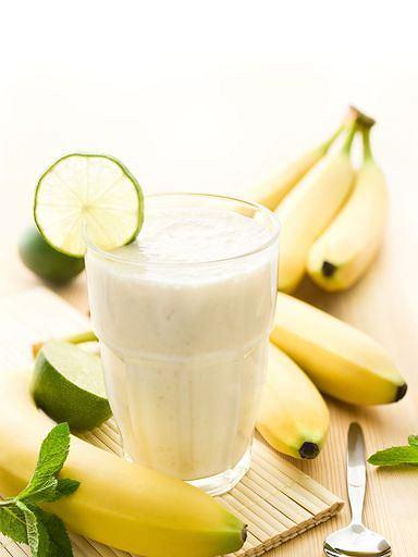Smoothie bananowe przygotujesz w 3 minuty.