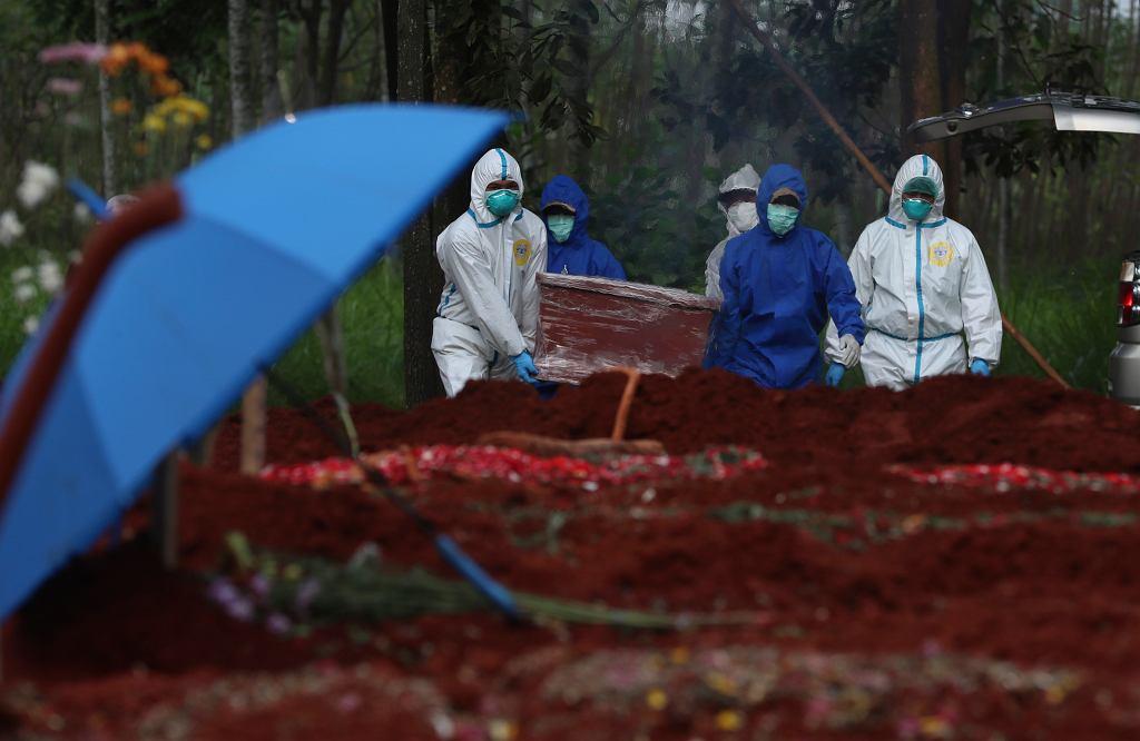 Koronawirus w Indonezji - kryzys tlenowy na Bali