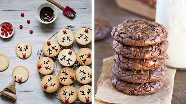 Świąteczne ciasteczka w 'odchudzonej' wersji nie ustępują oryginałom w smaku.