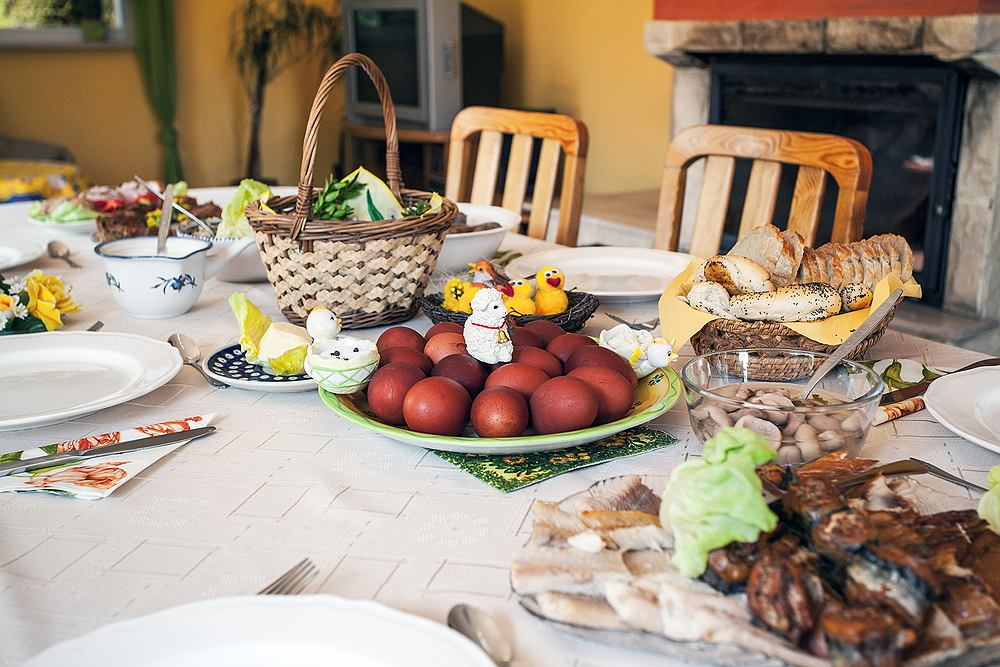 Jak jeść w święta, żeby nie żałować? Jak sobie pomóc, gdy 'przeholujemy'? Pytamy dietetyka