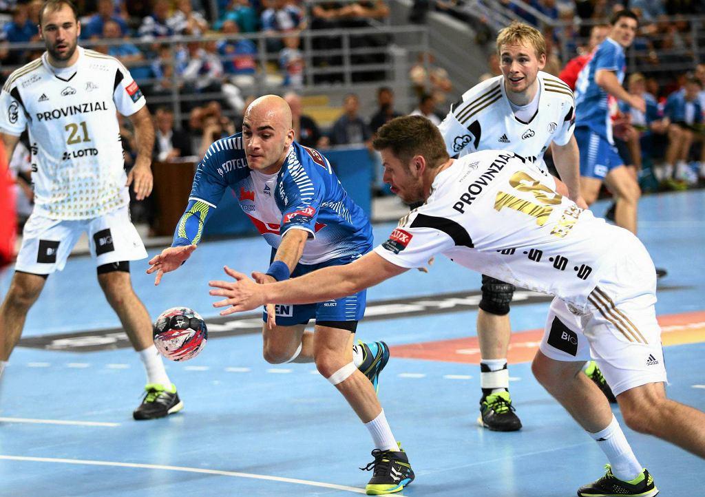 Liga Mistrzów, piłka ręczna. Orlen Wisła Płock - THW Kiel 23:37