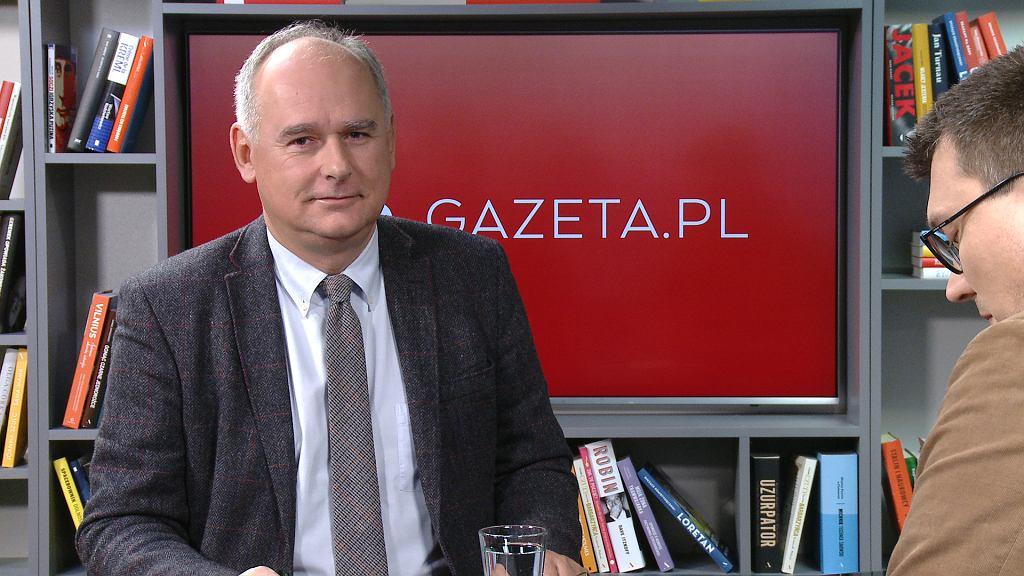 Paweł Zalewski w Gazeta.pl