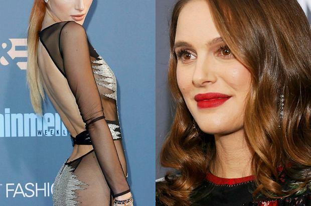 Zdjęcie numer 0 w galerii - Critics Choice Awards. Ciężarna Natalie Portman, Mel Gibson z kochanką i ONA w najodważniejszej kreacji wieczoru