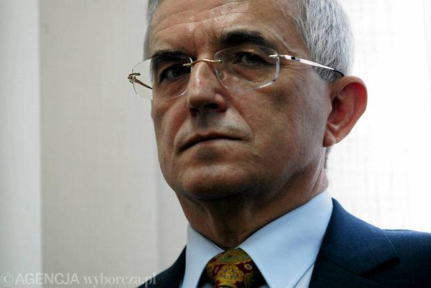 Były prezes Orlenu Andrzej Modrzejewski trafił do Unipetrolu