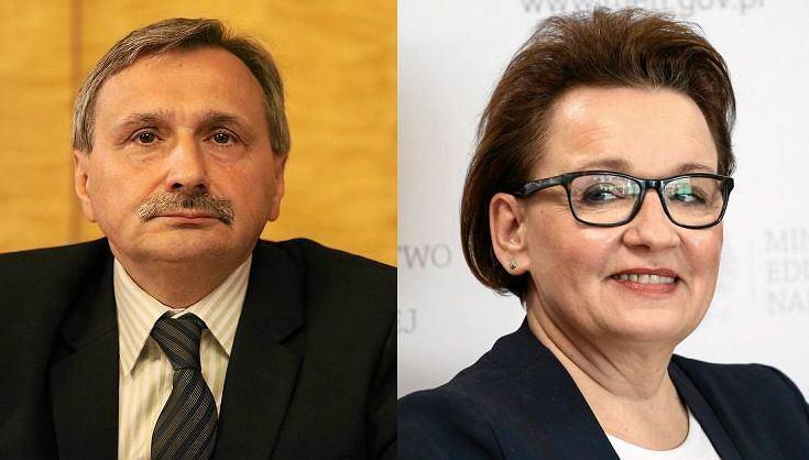 Maciej Kopeć zamiast Anny Zalewskiej? Taką zmianę proponują związkowcy z Solidarności