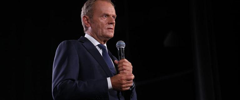 Tusk: Nie chcę słuchać w kościele powtórki z przemówienia Kaczyńskiego