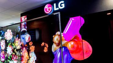 T-OLED LG jest już w Polsce