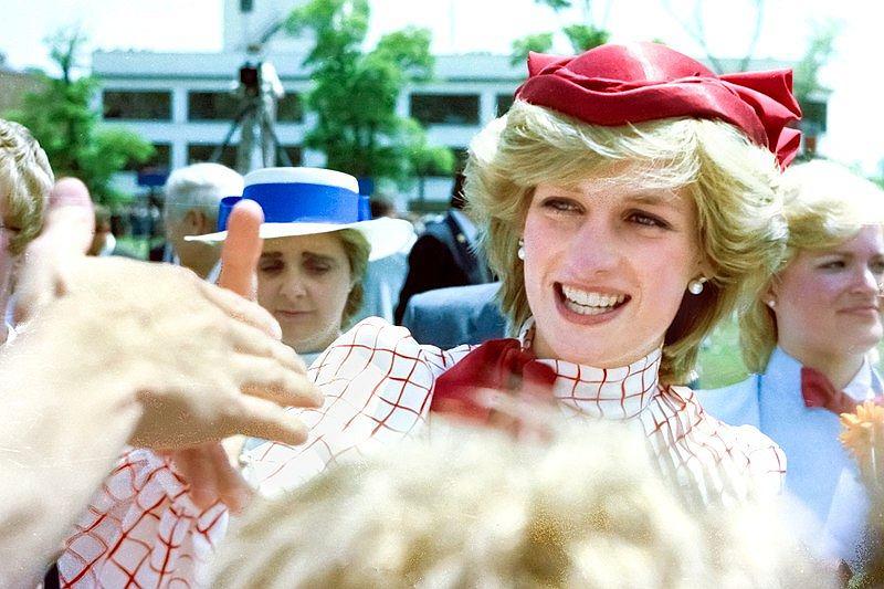 Księżna Diana (zdjęcie ilustracyjne)