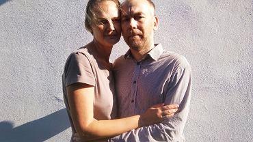 Andrej Dyn'ko po wypuszczeniu z więzienia.