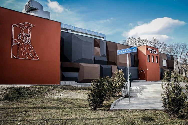 Przebudowa budynku Centrum Społeczno-Kulturalnego w Czeladzi