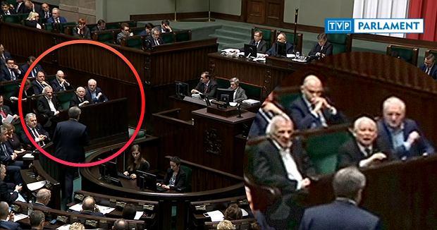 Jarosław Kaczyński wezwał do siebie posła Bogdana Rzońcę (szefa komisji infrastruktury)