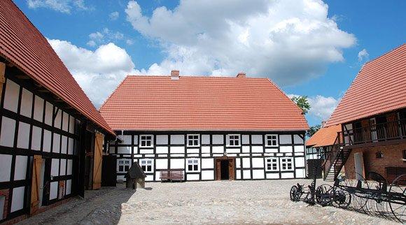 Zagroda Albrechta/ Fot. www.swolowo.pl
