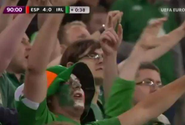 Irlandzki śpiew