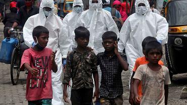 W czasie epidemii koronawirusa liczba osób żyjących w skrajnym ubóstwie wzrośnie po raz pierwszy od 22 lat