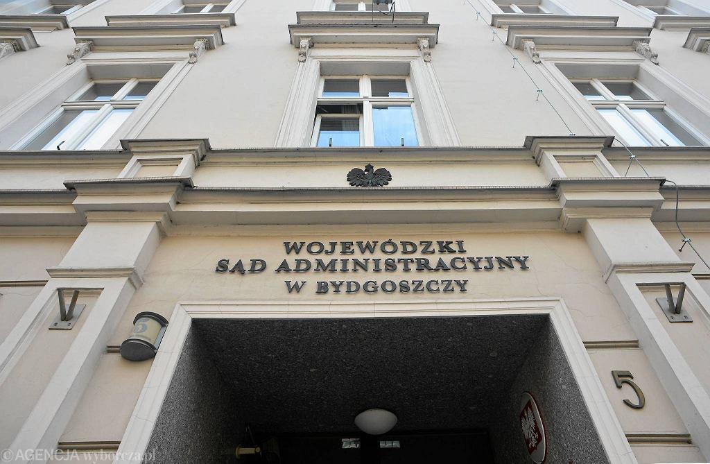 Wojewódzki Sąd Administracyjny w Bydgoszczy