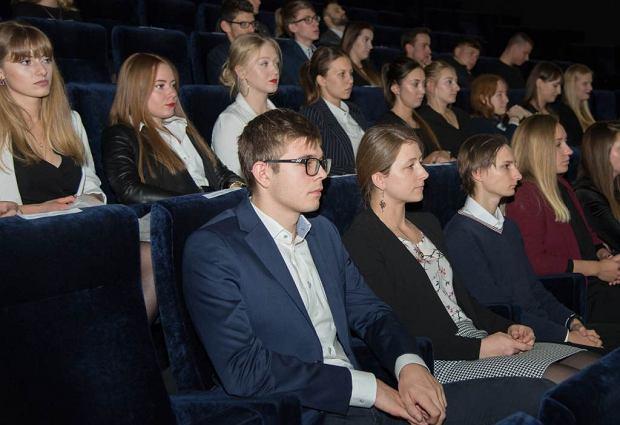 Zdjęcie numer 9 w galerii - Pierwsza Gala Sportu Uniwersyteckiego w Toruniu. Zawodnicy z UMK nagrodzeni