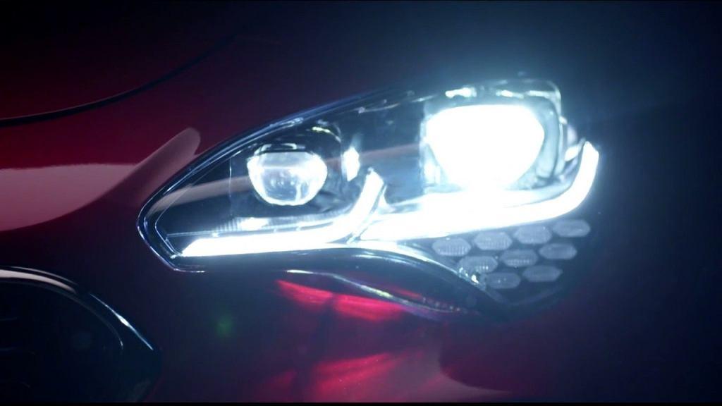 Kia GT (teaser)