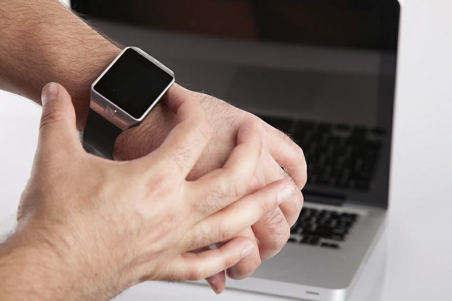 Smartwatch WOO