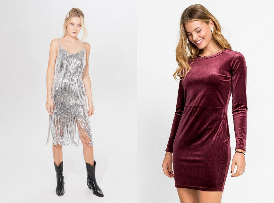 Sukienka na imprezę 2019/2020