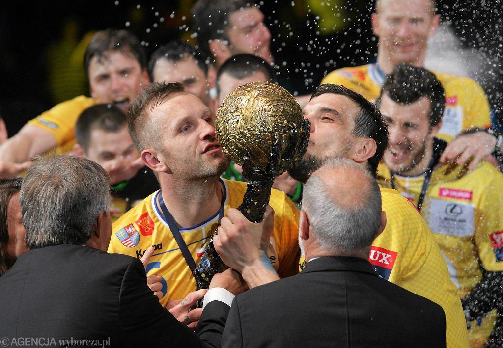 Kolonia, 29 maja 2016 rok. Grzegorz Tkaczyk po wygraniu Ligii Mistrzów