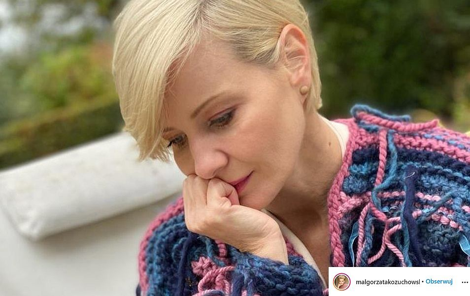 Małgorzata Kożuchowska wyznała, że ma niepełnosprawnego chrześniaka. 'Wiem, jaką cenę zapłaciła mama'