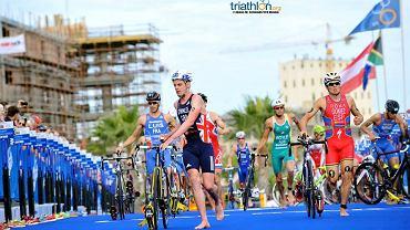 Wolrd Triathlon Series Cape Town